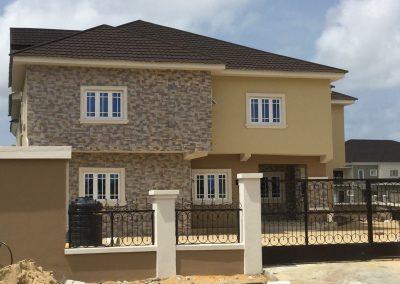 Royal garden Estate, Ajah Lagos    Residential development for Rehoboth