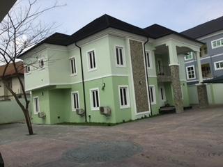 Residential building, Eliozu, Port Harcourt
