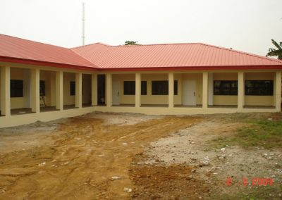 Isiokpo Court House, Rivers State