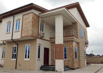 Pearl Garden Estate, Eneka, Port Harcourt (2)