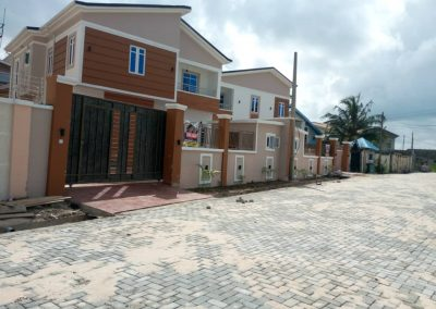 Plot D116, Royal Garden Estate, Port Harcourt